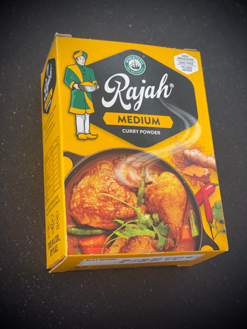 Robertsons Rajah Meduim Curry Powder 100g