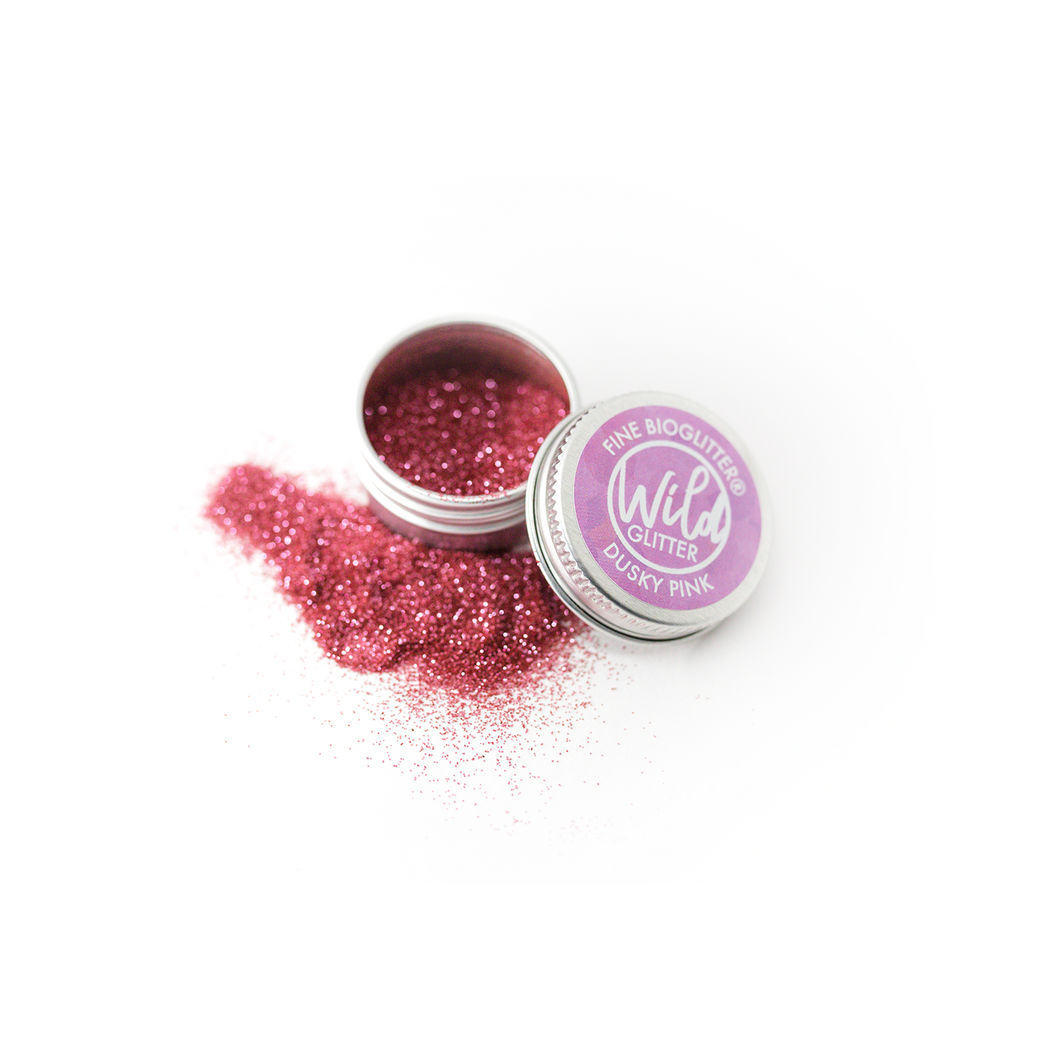 Biodegradable Glitter Bioglitter in Pink by Wild Glitter