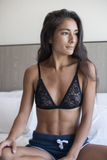 Rising Lotus - 上身 - Barely There Bra