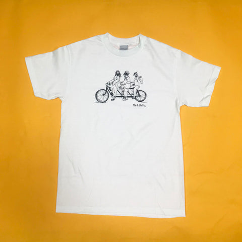 40s & Shorties - RIDE OR DIE TEE