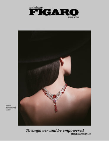 ISSUE 1 - CARTIER