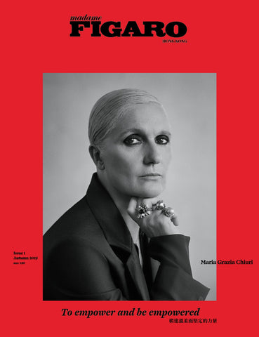 ISSUE 1 - MARIA GRAZIA