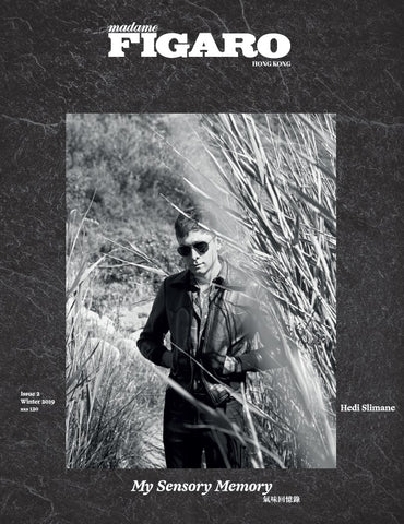 ISSUE 2 - HEDI SLIMANE