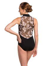 Ainsliewear Adult Leotard with Floating Flower 1062FF (Stores Only)
