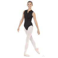 Eurotard Zipper Front Leotard with Mesh Back (Stores Only)