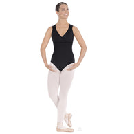 Eurotard Micro Woven Lattice Back Leotard (Stores Only)