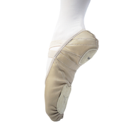Capezio Split Sole Leather Soft Ballet Shoe CG2002