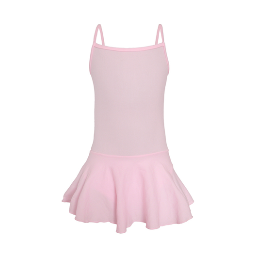 Lil Miss Kate Child Camisole Leotard with Skirt