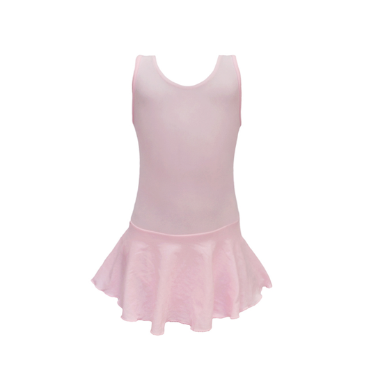 Lil Miss Kate Child Tank Leotard with Skirt