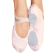 TDS Adult Premium Canvas Split Sole Ballet Shoe