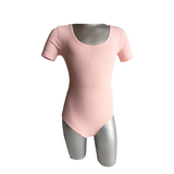 Ballerina Kate Pre-Teen Short Sleeve Leotard