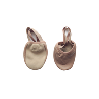 Capezio Pirouette Leather Lyrical Shoes