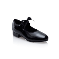Capezio Jr. Tyette Ribbon Tie Tap Shoes