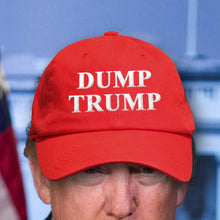 """DUMP TRUMP"" Anti-Trump Red Hat"
