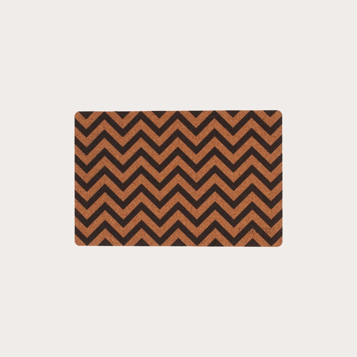 Chevron Cork Placemat