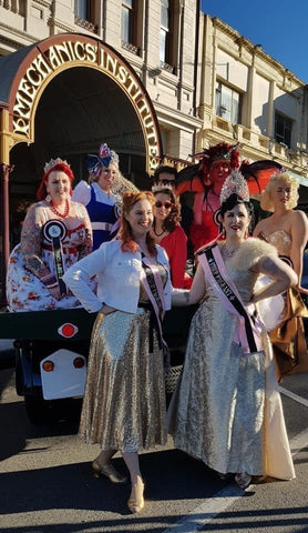 Victorian Pinup Pageant 2021