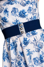 Hell Bunny New Retro Stretch Belts - 5 Colours