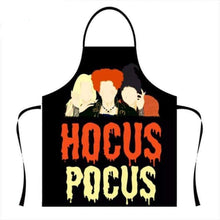 HOCUS POCUS -THREE SISTERS WITCHES APRON