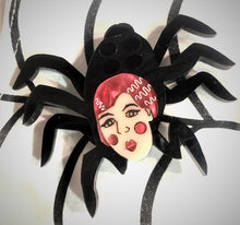 Spidora Brooch - Exclusive to Lana-Rose