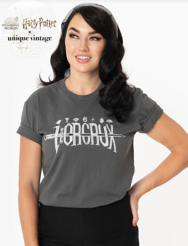HARRY POTTER X  UV HORCRUX UNISEX TEE