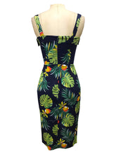 Rebel Love - South Seas Sarong Dress, Palm Fruit Print