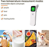 InnooCare Non-Contact Forehead Thermometer for Baby, Kids and Adults, Infrared Forehead Thermometer Digital Thermometer with Fever Alarm, LCD Display