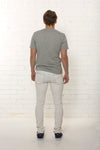 Back Profile of White Denim Jean by TRi COLOUR FEDERATiOn