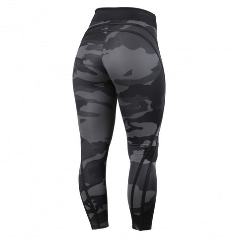 Camo High Tights - Svart Camo