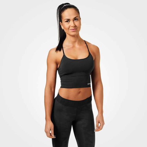 BB - Astoria Seamless Sports Bra (Svart)