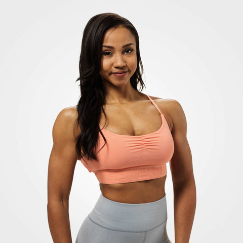 BB - Chelsea Sports Bra (Peach)