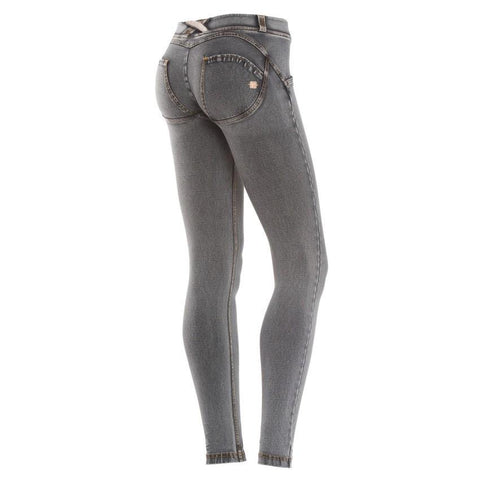 Freddy WR.UP 7/8 Denim Skinny Fit Grå J3Y WRUP5LA1E