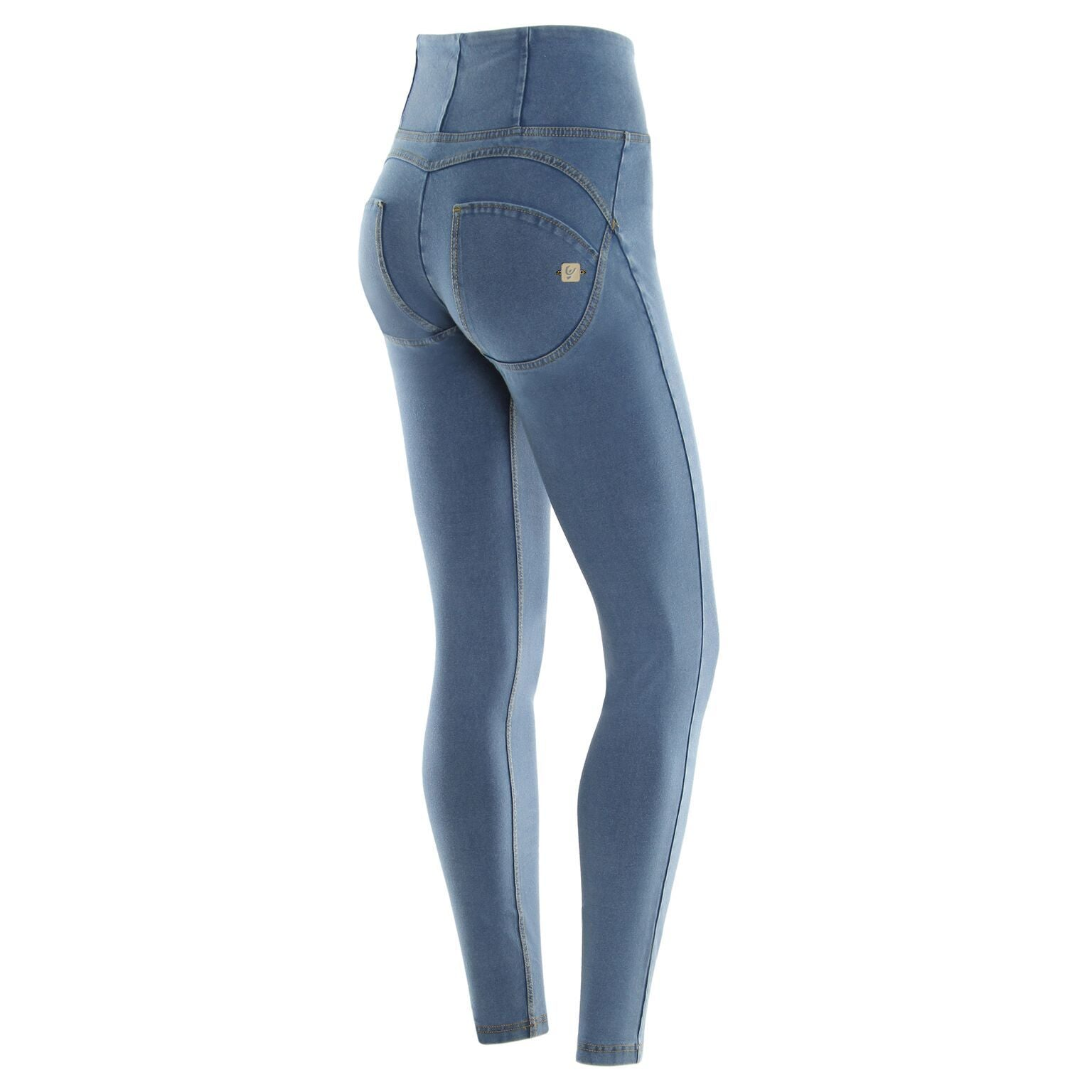 WR.UP® High Waist Denim Ljus (J4Y)