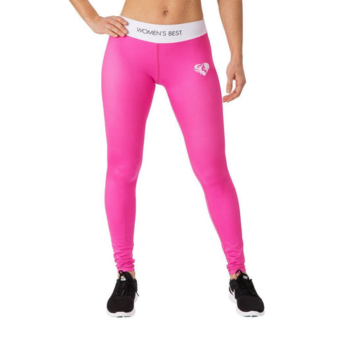 Women's Best - Inspire Leggings (Pink/White)