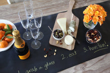 NEW! Chalk Board Table Runner (Reusable)
