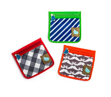Perfect Mini Pouch set of 3 Jaq Jaq Bird