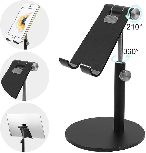 FOLDABLE DESKTOP PHONE HOLDER |  In-Stock, Ships Thursday