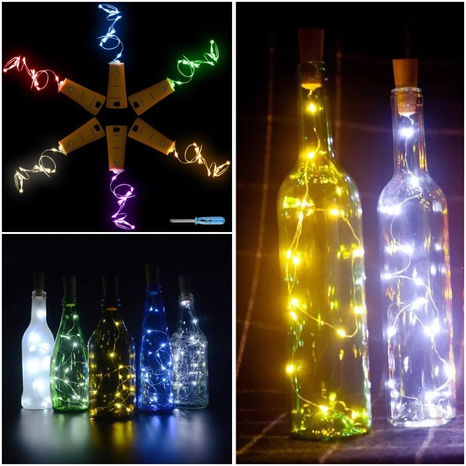 Bottle Fairy Lights