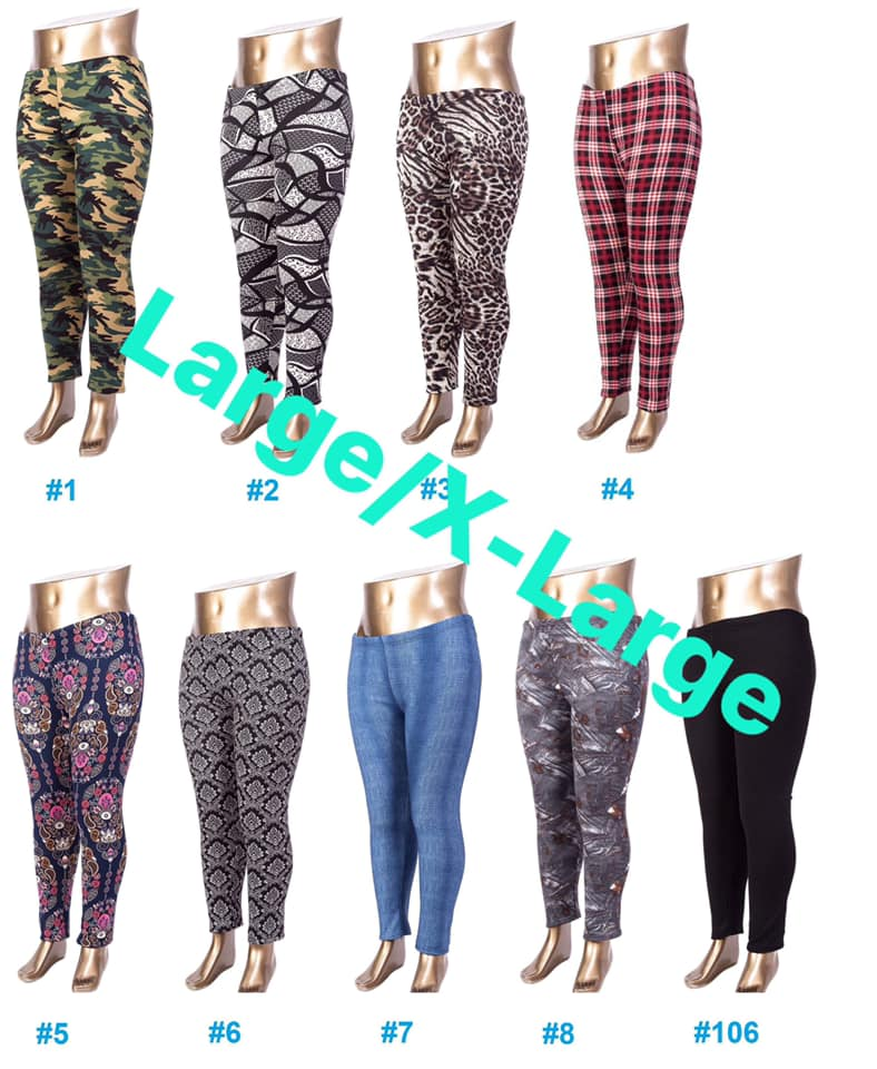 Thermal Leggines - Large/X-Large