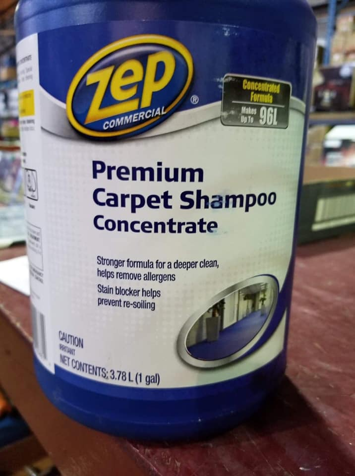 Zep Commercial Carpet Shampoo