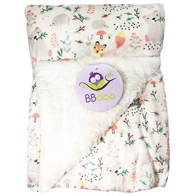 Baby Love: SOFT & SNUGGLY BABY GIRL GIFT BLANKETS | In-Stock, Ships Thursday