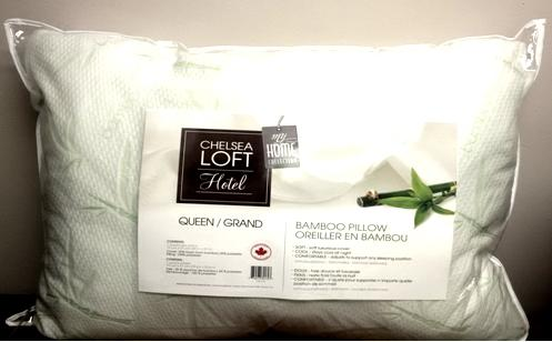 New Extra Soft Bamboo Pillow