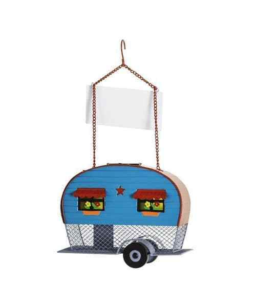 Vintage Camper Bird Feeder| Ships March 12