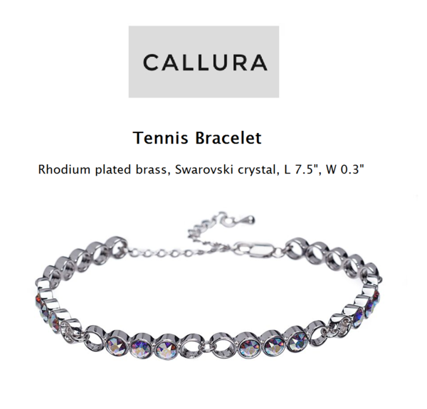 Mothers Day - Tennis Bracelet, Clear Out Special