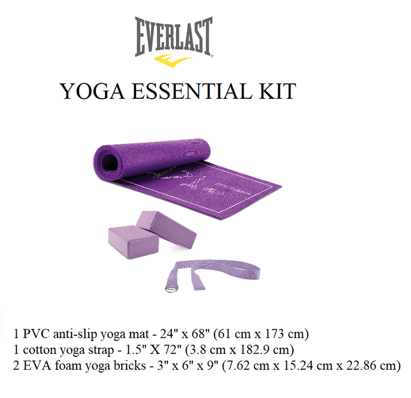 Everlast Fitness Club Gear