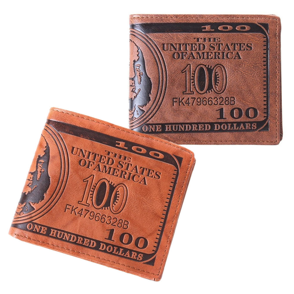 US Dollar Bill Wallet