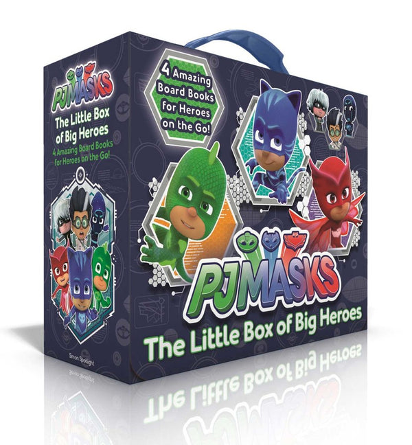 THE LITTLE BOX OF BIG HEROES | In-Stock, Ships Thursday
