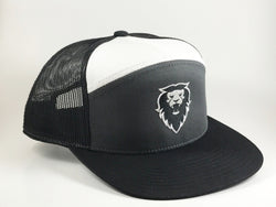 Lion Logo Snapback Cap - Savage Mane Beard Co.