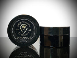 SAVANNAH - Semi-Whipped Butter - Woodsy - Savage Mane Beard Co.