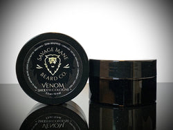 VENOM - Semi-Whipped Butter - Sandalwood Cologne - Savage Mane Beard Co.