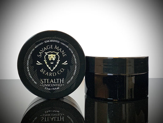 STEALTH - Semi-Whipped Butter - Unscented